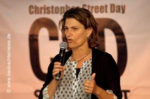 Brigitte Lösch (Landtagsvizepräsidentin Baden-Württemberg, Bündnis 90/Die Grünen)