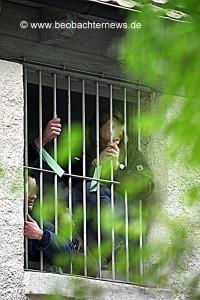 """""""Straftäter - linksmotiviert"""" - sie waren bereit, gegen Faschisten zu demonstrieren. Geschehen am 12. Oktober 2013 in Göppingen."""