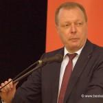 Nikolaus Landgraf, DGB-Landesvorsitzender B-W
