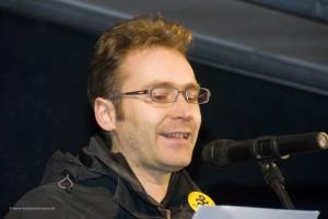 Fritz Mielert, Geschäftsführer der AnStifter