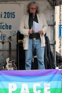 Bernd Hecktor, Friedensinitiative Backnang