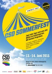 CSD2015_Sommerfest-Plakat