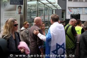 """AfD-Stadtrat Fiechtner und """"Michael Mannheimer"""""""