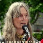 Janka Kluge, Landessprecherin der VVN-BdA