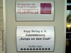 Kopp Verlag in Aktion