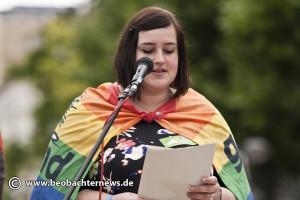 Lena Christin Schwelling, Landessprecherin Grüne Jugend Baden-Württemberg