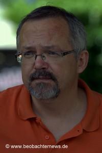 Thomas Funk, SPD-Landtagsabgeordneter