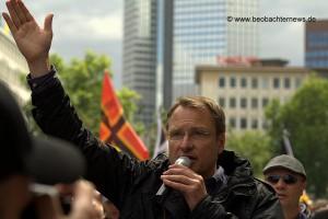 """Michael Stürzenberger, Bundesvorsitzender der Partei """"Die Freiheit"""""""