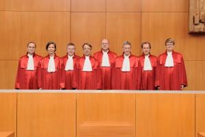 Bundesverfassungsgericht Erster Senat - © Bundesverfassungsgericht │ lorenz.fotodesign, Karlsruhe
