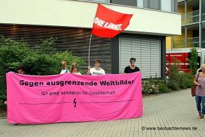 Antirassistische Gruppe aus Karlsruhe