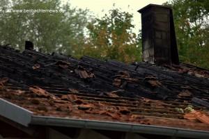 Brandanschlag in Remchingen