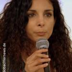 Jessica Tatti, Reutlinger Stadträtin und Landtagskandidatin der Partei DIE LINKE