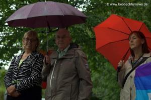 Ilse Kestin (links) und Dieter Keller