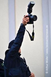 Polizeifotograf