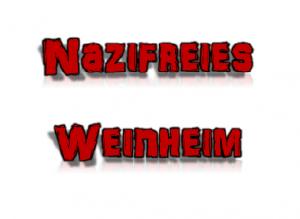 Nazifreies Weinheim