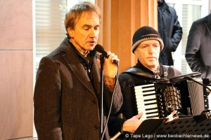 Ben Hergl und Wolfgang Weiß