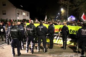 Polizei verzichtete auf Räumung der Blockade