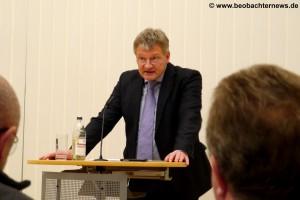 Jörg Meuthen, stellvertretener Bundesvorsitzender der AfD