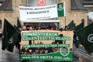 Neonazistische Partei Der III. Weg