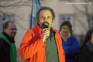 Kristos Thingilouthis, politischer Geschäftsführer der Piratenpartei Deutschland