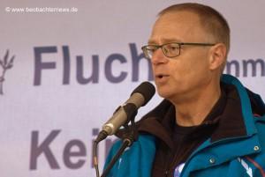 Ralf Chevalier, Friedenstreff Stuttgart Nord