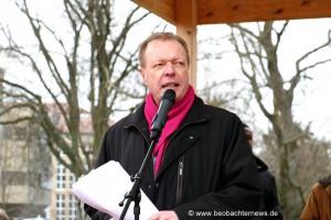 Nikolaus Landgraf, DGB-Landesvorsitzender