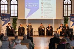 5. Königsbronner Gespräche - Foto: Reservistenverband/Ralf Wittern