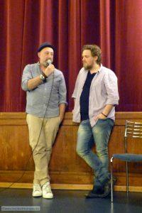 Markus Sprengler (links) und Florian Erker
