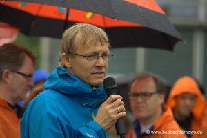 Michael Trauthig, BR-Vorsitzender StuZ