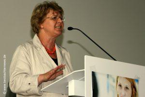 Gabriele Frenzer-Wolf, stellvertretende DGB-Landesvorsitzende