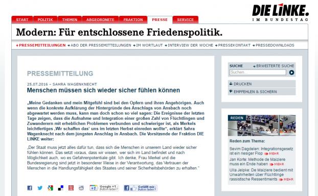 2016-07-25 15_12_52-Fraktion DIE LINKE. im Bundestag - Pressemitteilung - Menschen müssen sich wiede