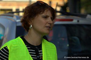 Katja Kipping, Vorsitzende der Linkspartei