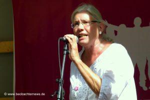 Cornelia Kerth, VVN-BdA