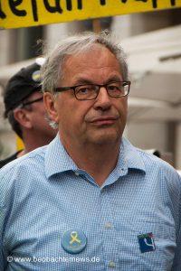 Dieter Reicherter, Richter a.D.