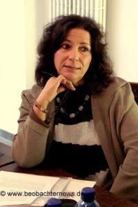 Raquel Rempp, Stadträtin in Schwetzingen
